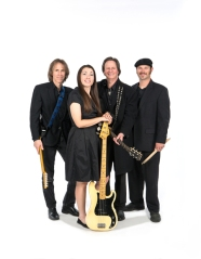 The Mighty Cash Cats, performing Johnny and June Carter Cash covers, are the featured Saturday night act at the 89th annual Cochise County Fair.