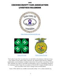 Livestock Rulebook PDF